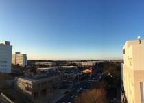 成田市内の団地
